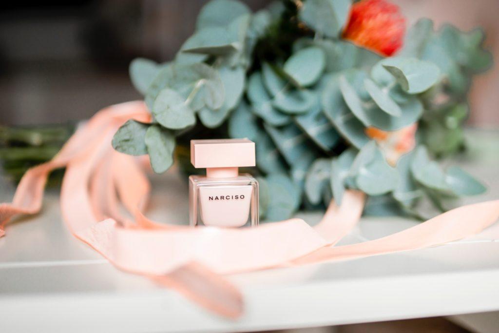 Brautstrauß & Parfüm